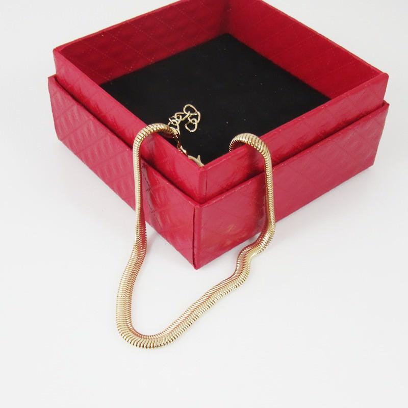 7064-b10304e9d6316dc689aba64a1e8973f7 Elegant Gold/ Silver Plated Herringbone Chain Anklet Jewelry