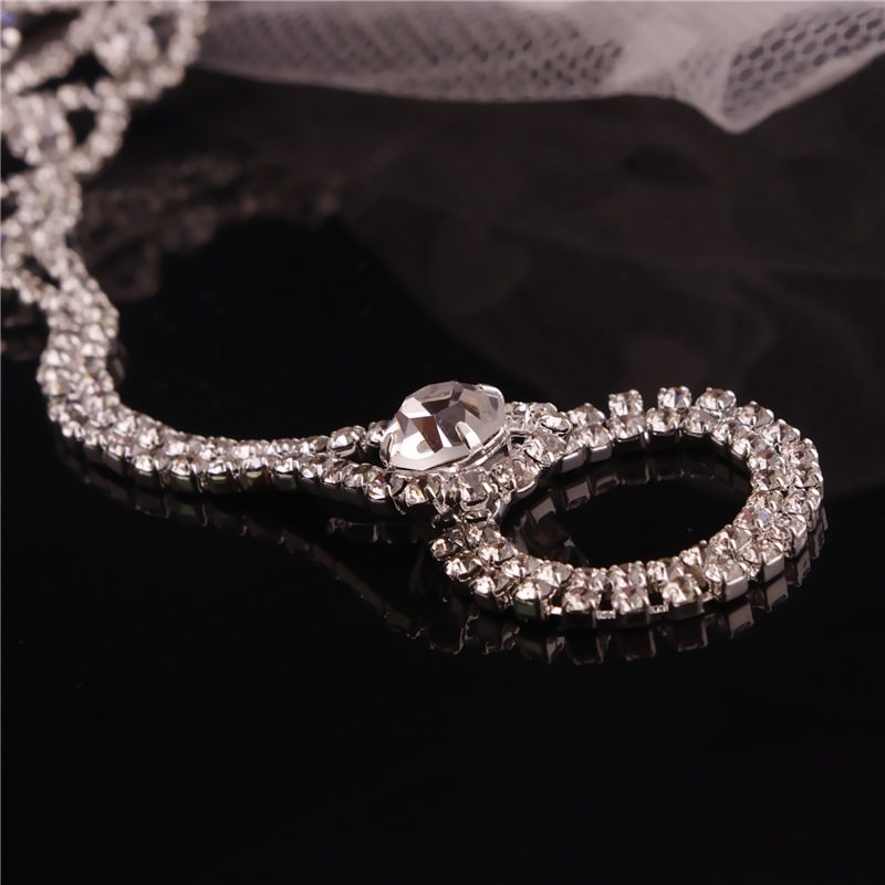 7080-28cc88e8f52c6fc4bed8913d89521ff2 Luxurious Bridal Crystal Encrusted Barefoot Sandal Anklet Jewelry