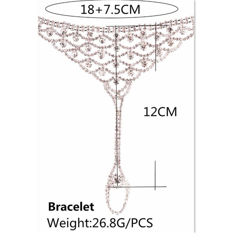 7080-a419cd7ea1b2c72ada4db6993069b59f Luxurious Bridal Crystal Encrusted Barefoot Sandal Anklet Jewelry
