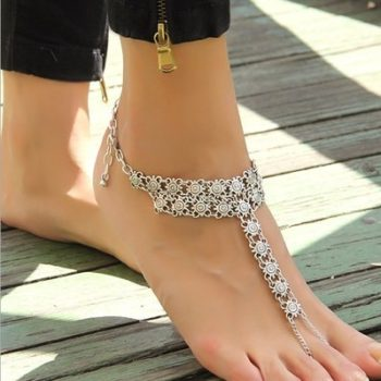 Bohemian Barefoot Beach Sandals Anklet Jewelry