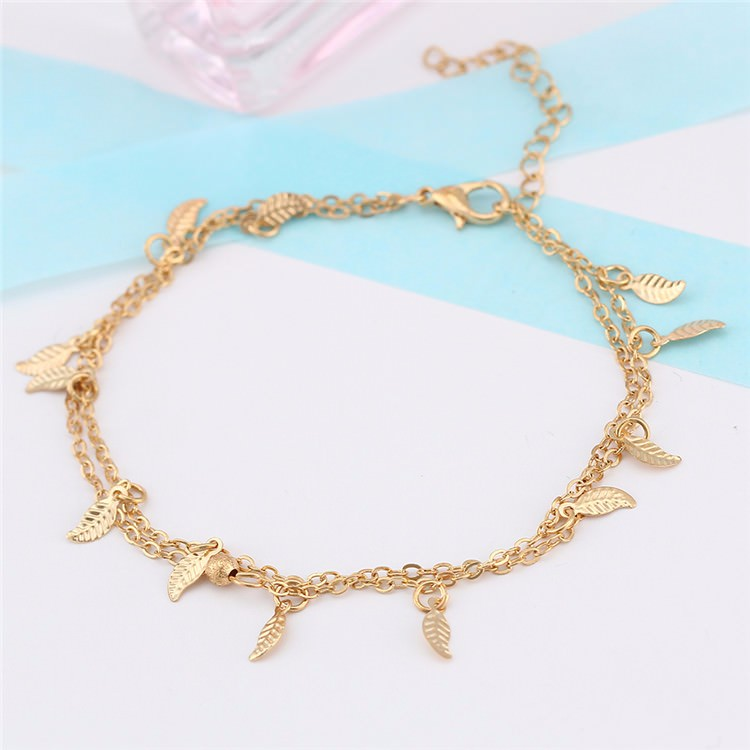 7092-0fe09b47cb4548064df4c494d2a54bbf Women's Summer Anklet Jewelry In Various Designs