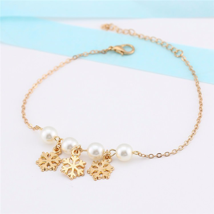 7092-2072259dfcc7cbd6f7589e9ad560b9be Women's Summer Anklet Jewelry In Various Designs