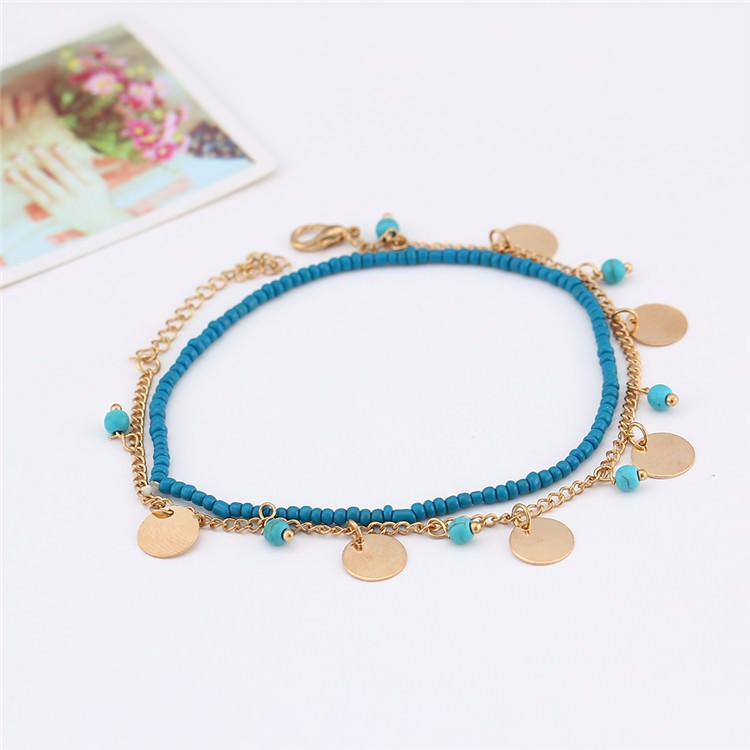 7092-36c905b050d065d486ce84385922750a Women's Summer Anklet Jewelry In Various Designs