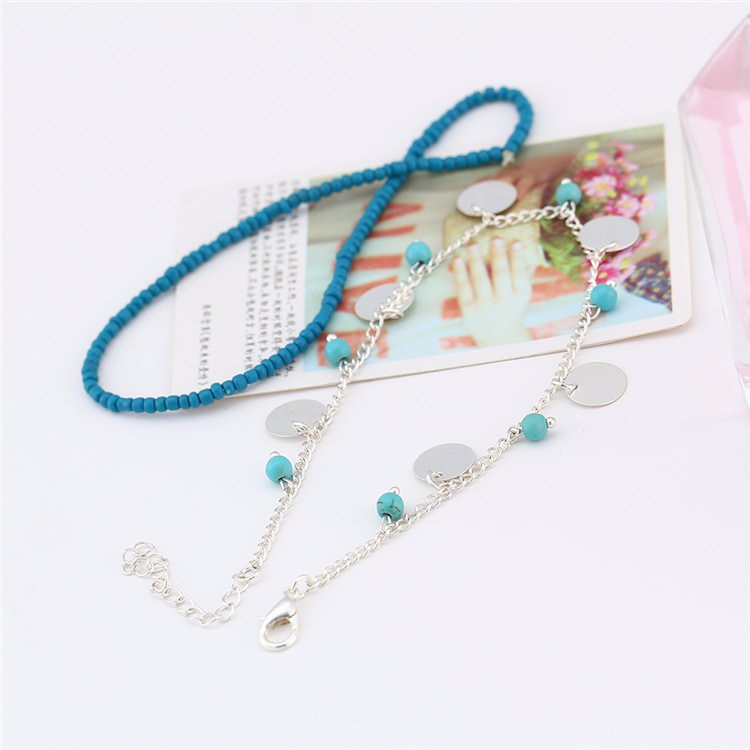 7092-53248cd4be90860615ad234da99456c7 Women's Summer Anklet Jewelry In Various Designs