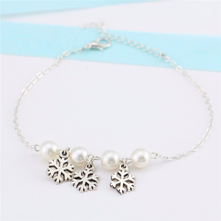 7092-596086bdf3c5c46eab34b1509d18f6ad Women's Summer Anklet Jewelry In Various Designs