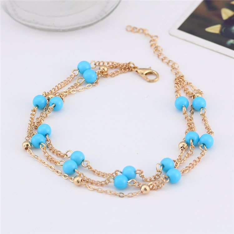 7092-5dfc605990a274052131ccab8f60794d Women's Summer Anklet Jewelry In Various Designs