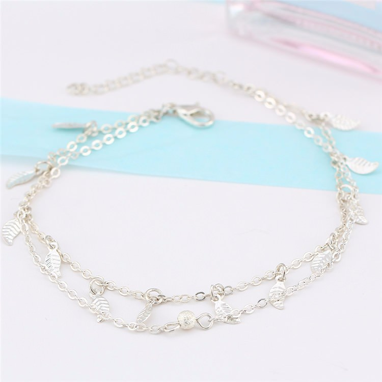 7092-aecfbbcb4873be98720d975bc564ed92 Women's Summer Anklet Jewelry In Various Designs