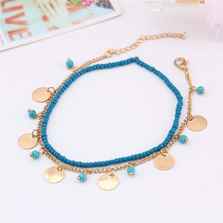 7092-b083d5a2cb42332fec1d30f146642748 Women's Summer Anklet Jewelry In Various Designs