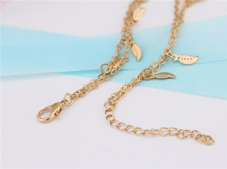 7092-dc0c353e18055ef1aefeab1d48c76b55 Women's Summer Anklet Jewelry In Various Designs