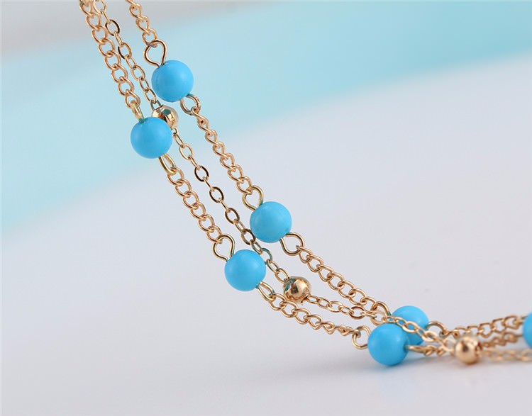 7092-e1a52e4e7f7bed78da3a85ca29c606cd Women's Summer Anklet Jewelry In Various Designs