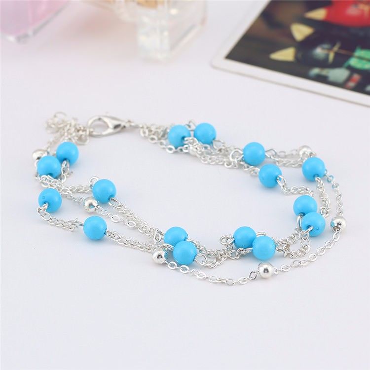 7092-e7c7191380ed41aeb9f1608650692f0a Women's Summer Anklet Jewelry In Various Designs