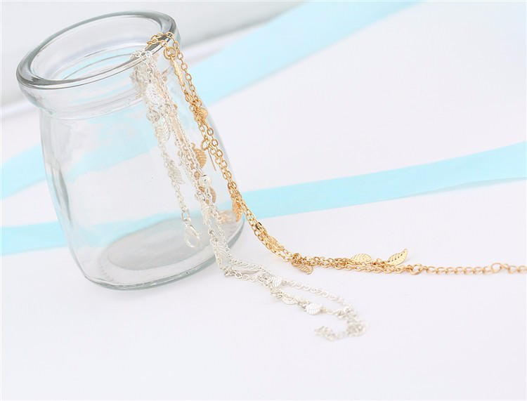 7092-fa0bad40aa37ab937553336e36185f4e Women's Summer Anklet Jewelry In Various Designs