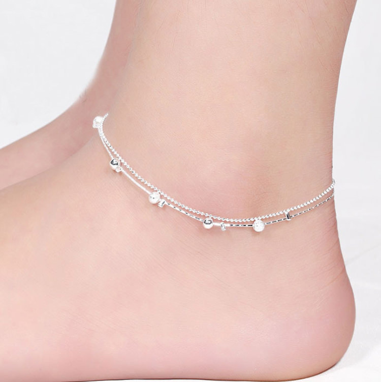 7093-0ff266147c662cd0e52898e80966d9ae Adjustable Chain Anklet Jewelry In Various Designs