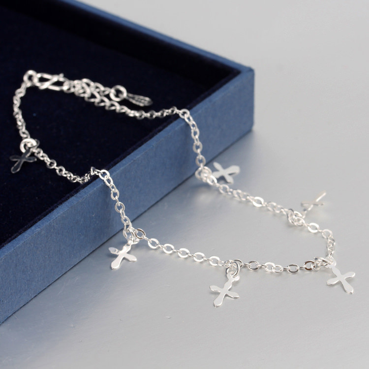 7093-43b2ff60de98465eceb8807c6f6fae38 Adjustable Chain Anklet Jewelry In Various Designs