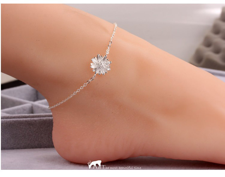 7093-5b04cb2c5ad895d2df16c3ed12b56c83 Adjustable Chain Anklet Jewelry In Various Designs