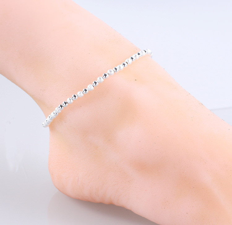 7093-b1081a4e0645969f234aafa9ee1476b3 Adjustable Chain Anklet Jewelry In Various Designs