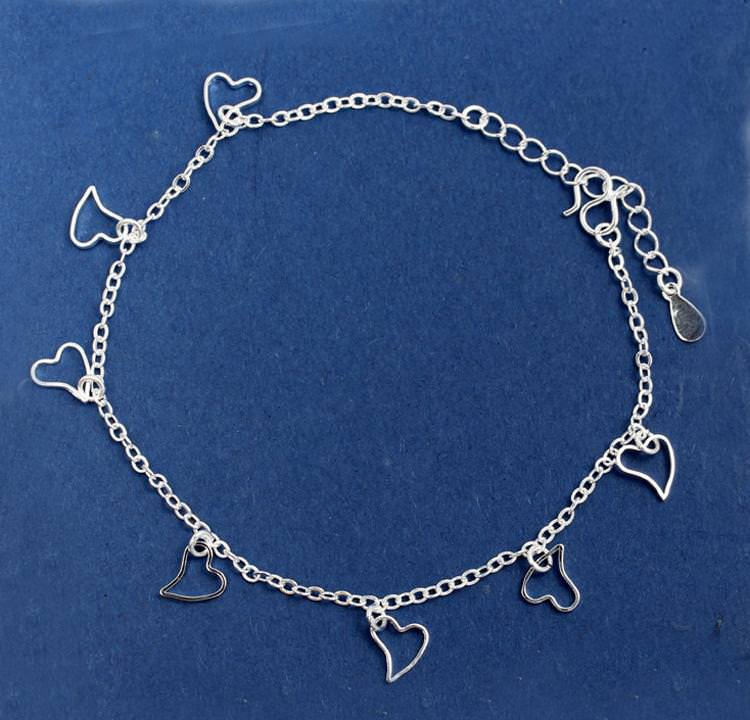 7093-bb21884cf6f73349a7705c995656129b Adjustable Chain Anklet Jewelry In Various Designs