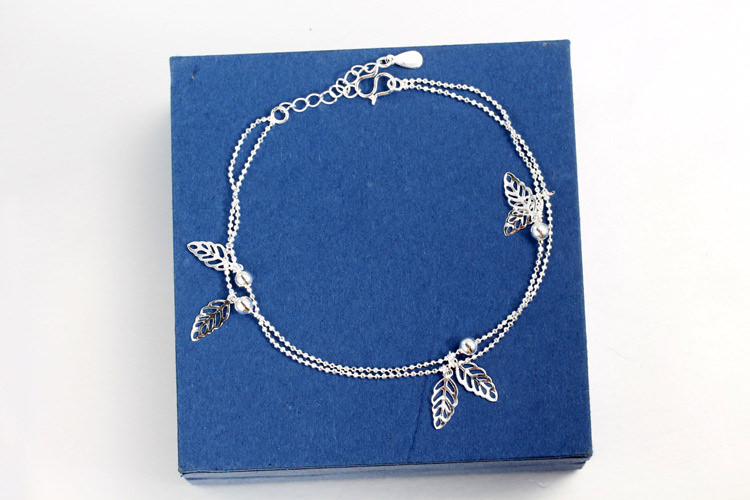 7093-e52686c7d34890797c40b5237e02e82b Adjustable Chain Anklet Jewelry In Various Designs