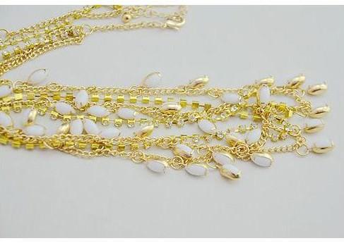 8875-91d513f232cb65dfd37a3ac93a897528 Elegant Gold Plated Bridal Chain Head Jewelry With Rhinestone Gems