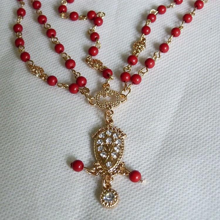 8885-3065af9f6eb27144951e56d0b390a71e Boho Indian Beaded Head Jewelry Chain With Crystal Pendant
