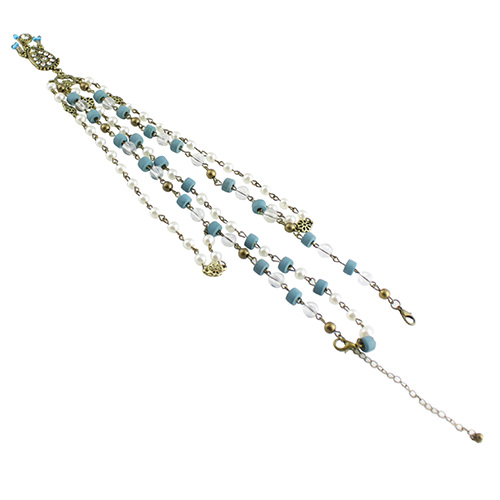 8891-37e9afac418f154d0ec7ec14a291c9f1 Bohemian Inspired Head Jewelry With Beads, Pearls And Rhinestones