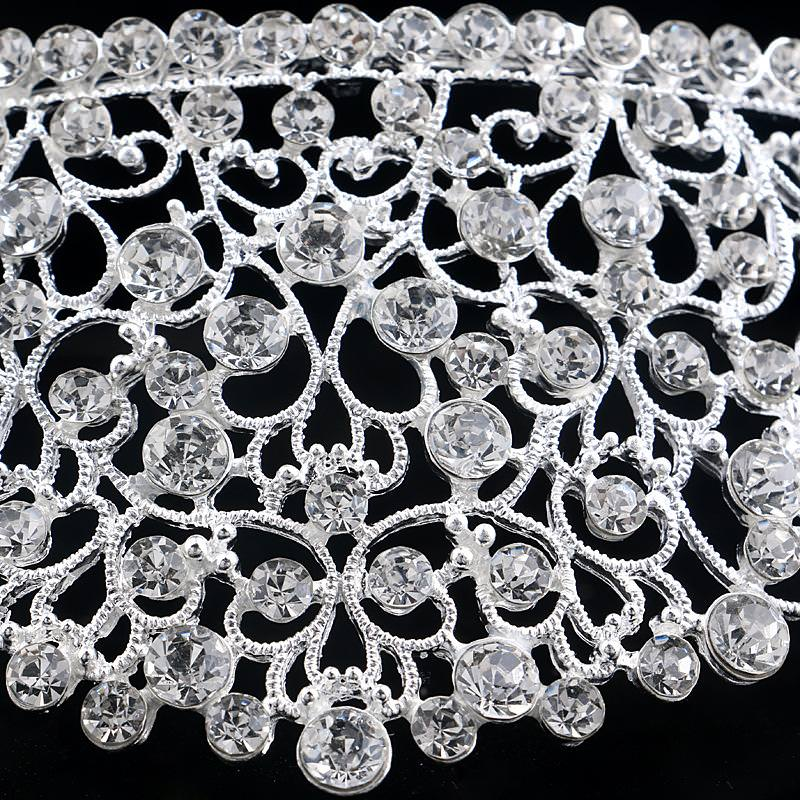 8903-112eb791026339cba0d13a86d5f086b4 Elegant Bridal Crystal Designed Crown Head Jewelry