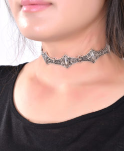 Vintage Style Bohemian Choker Necklace Jewelry