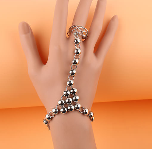 Silver Plated Ball Chain