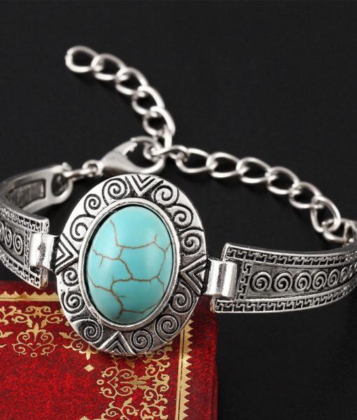 Turquoise Adjustable Bracelet Jewelry