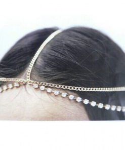 Simple Chain Head Jewelry