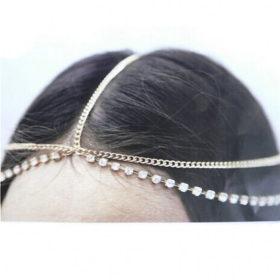 Simple Chain Head Jewelry