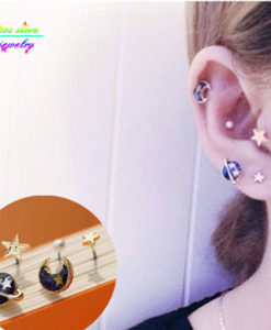 Fake Earring Jewelry Set