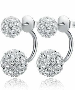 Push Back Earring Jewelry