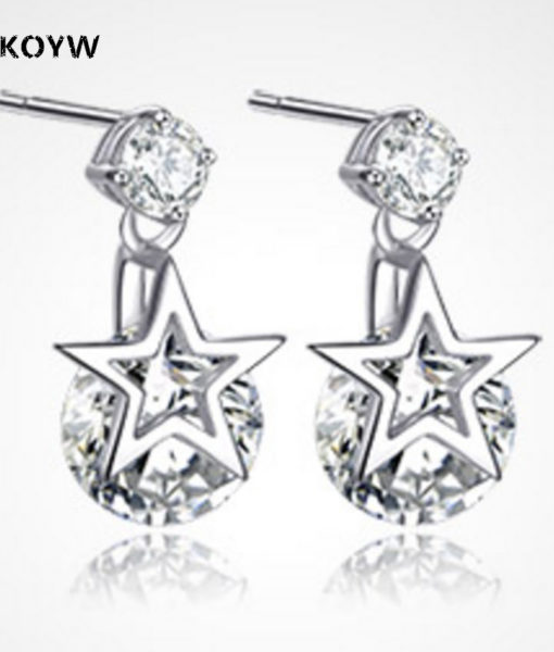 Shiny Star Fashion Jewelry Earrings