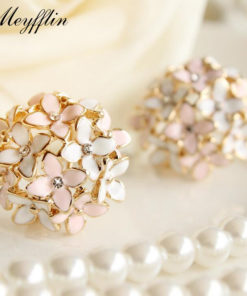 Floral Earring Jewelry