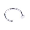 5pcs Surgical Steel Simple Sexy Nose Hoop Jewelry