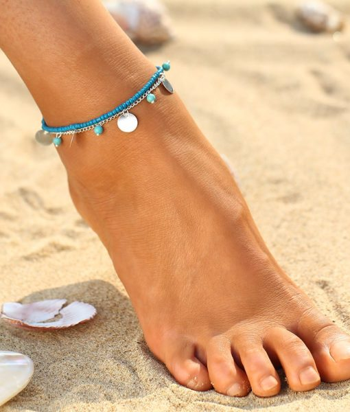 Women's Summer Anklet Jewelry