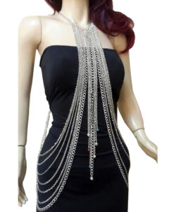 Silver-Metal-Shoulder-Chain-Body-Harness-With-Tassel-247x300 Body Chain Store
