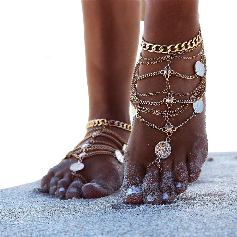 foot-jewelry Body Chain Store