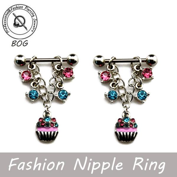 nipple rings feature