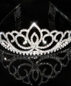 Brilliant Bridal/Prom/Cosplay Rhinestone Crystal Crown - 18 Styles