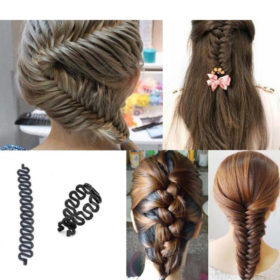 Revolutionary Magic Hair Twist Hair Braiding Tool For Women