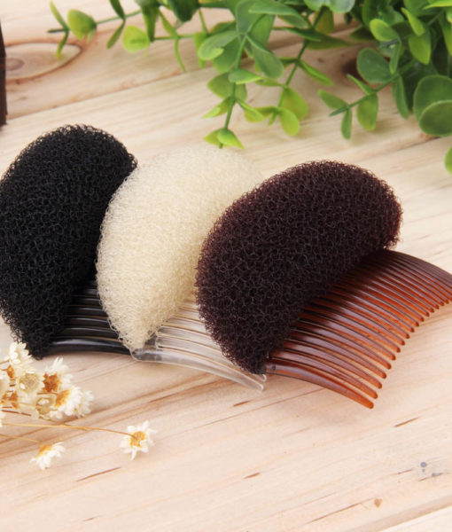 Fashionable Bun Maker Braid Hair Clip Styling Tool For Women - 3 Colors