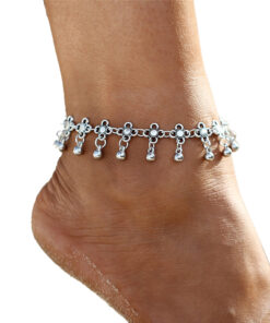 Sterling-Silver-Anklets-–-Stylish-Women-Silver-Floral-Anklet-Foot-Chain-Jewelry-With-Charms-247x296 Body Chain Store
