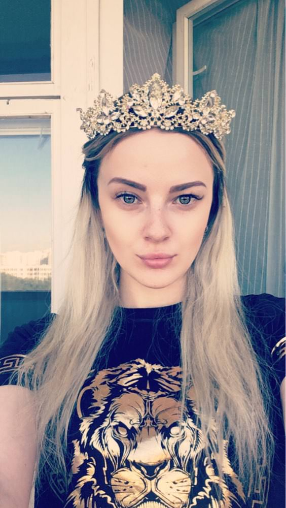 UTB8aFCAb9nEXKJk43Ubq6zLppXau Luxurious Baroque Light Gold Diadem Crown Tiara For Wedding/Pageant/Prom/Cosplay