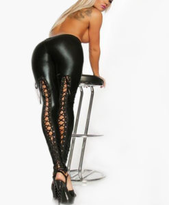 Sexy-Faux-Leather-Lace-Up-Leggings-247x300 Latest on Sale