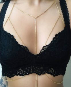 Silver-or-Gold-Body-Chain-Jewelry-For-Women-with-Elegant-Long-Drop-Pendant2-247x300 Latest on Sale