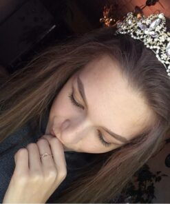 gold crown tiaras
