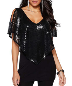 Sequin-Blouse-Main-Black-247x296 Body Chain Store