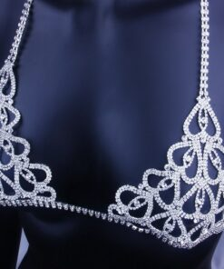StoneFans-Statement-Charming-Heart-Rhinestone-Body-Jewelry-Bra-for-Women-Party-Body-Bralette-Chain-Necklace-Top-247x296 Body Chain Store